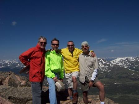 Leo, Steve, Bruce, Roland