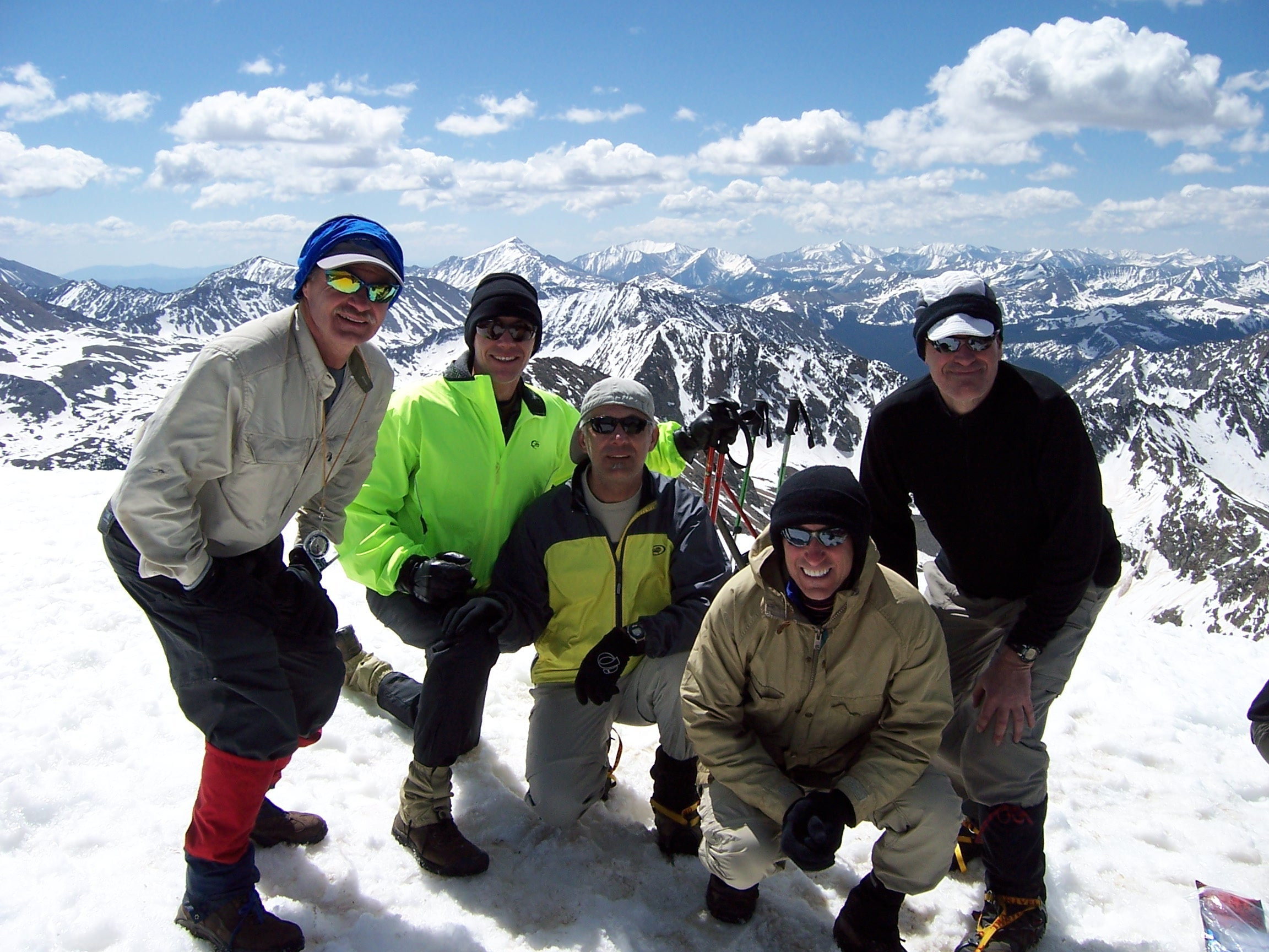 Huron Peak Summit